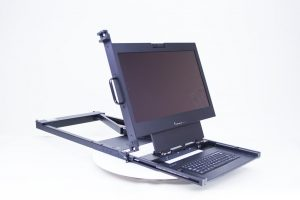 "23"" rack mount monitor - 1U"